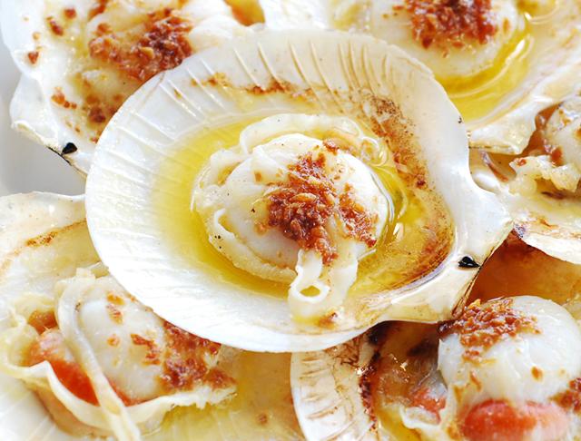 Baked Scallops, iloilo food, restaurants in iloilo, best restaurants in iloilo, where to eat in Iloilo